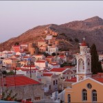 Symi. The Greek Sorrento classic